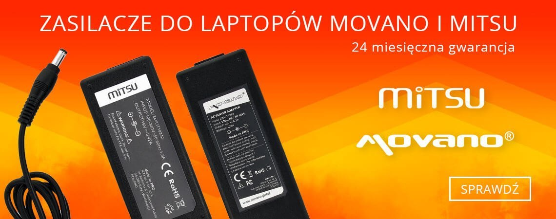 Ładowarki Do Laptopów Warszawa